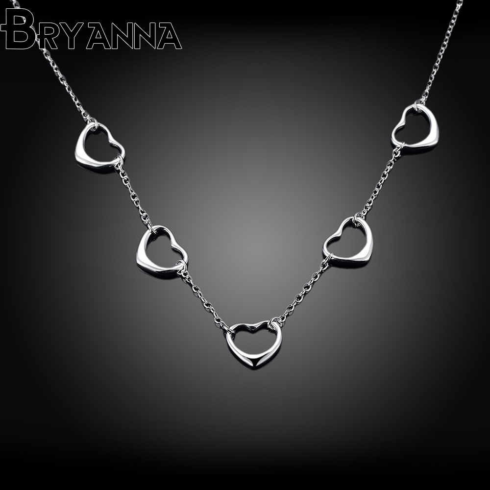 P001 Fashion Metal Necklace Baby Teetining Necklace