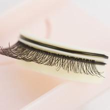 VICILEY False Eyelashes 3D Volume Self Adhesive Lash Fake Lashes Silk Soft Faux Cils Natural Demi Wispies Z24P-3