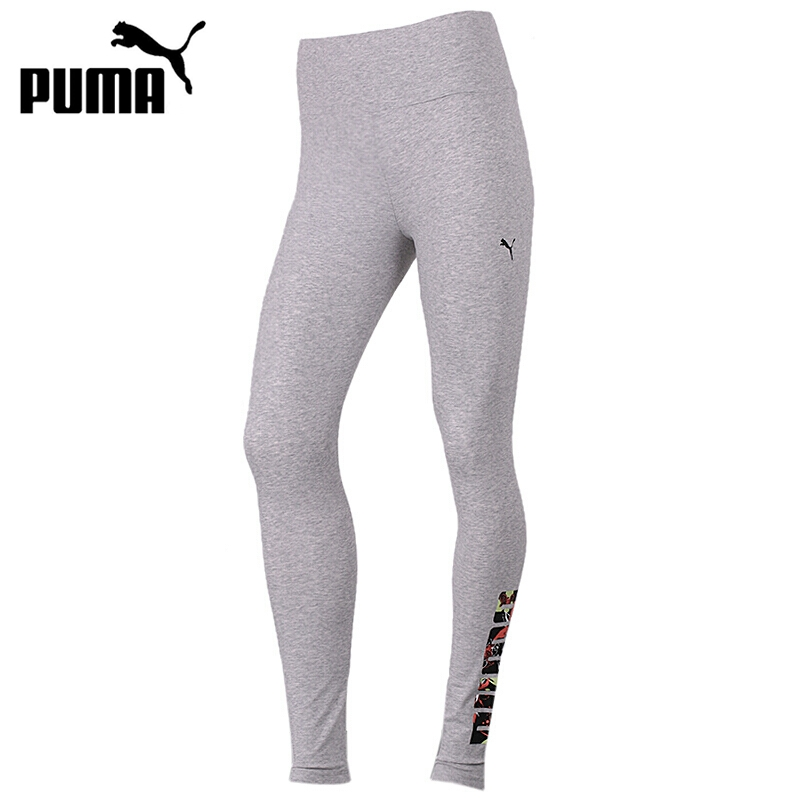 Original New Arrival 2018 PUMA FLOWER Legging Womens Pants Sportswear ...