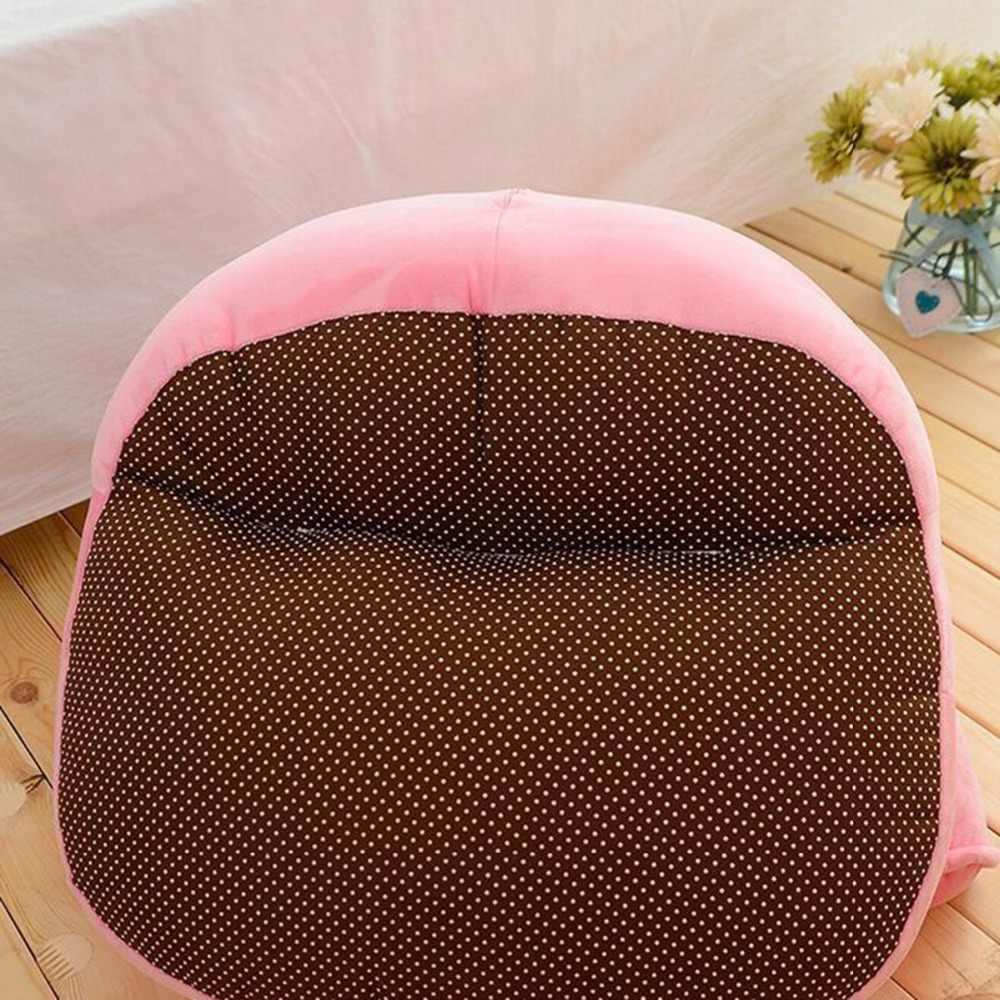 เท่านั้นไม่มีบรรจุ Baby Bean BAG การ์ตูนมงกุฎที่นั่งโซฟาเก้าอี้เด็กเด็กวัยหัดเดิน Nest พัฟที่นั่ง Bean BAG Plush เด็กที่นั่ง