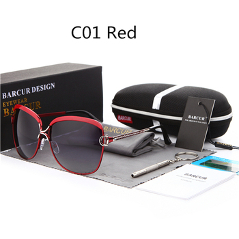 BARCUR Γυναικεία γυαλιά ηλίου Γυαλιά Ηλίου Αξεσουάρ MSOW