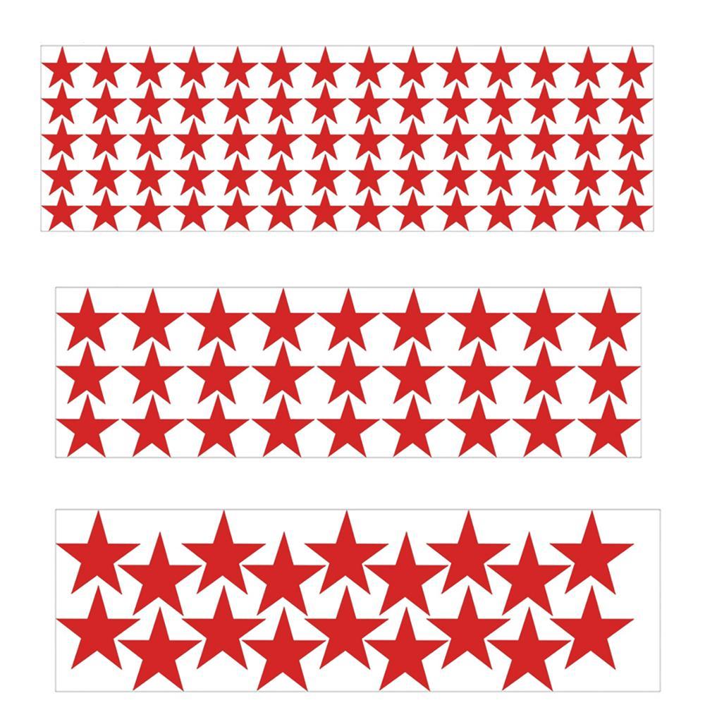 Stars Sticker For Car Kids Room Home Decoration Children Decals Art Stickers