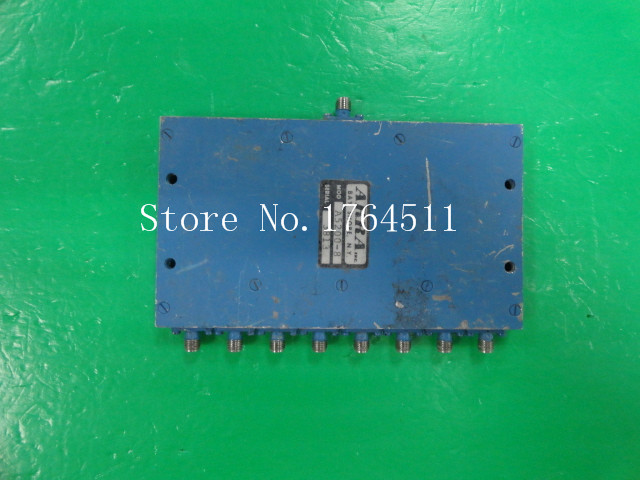 BELLA ARRA A5200 8 disassemble the original 4 8GHZ RF power divider SMA a eight