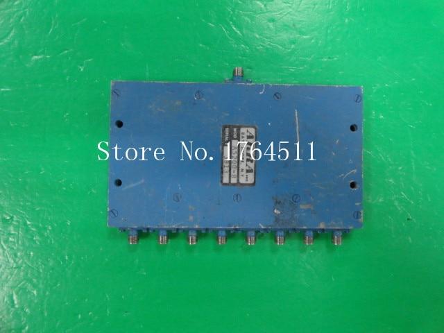 [BELLA] ARRA A5200-8 Disassemble The Original 4-8GHZ RF Power Divider SMA A Eight
