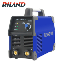 RILAND Small Portable Mini Dual Voltage 220V 380V ARC Welding Machine Electric Inverter Welder 250SII