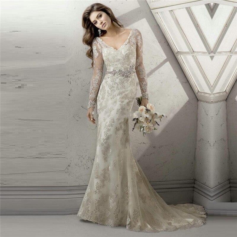 Online Get Cheap Modest Wedding Dress Styles -Aliexpress.com ...
