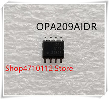 NEW 10PCS/LOT OPA209AIDR OPA209AID OPA209A OPA209 SOP-8