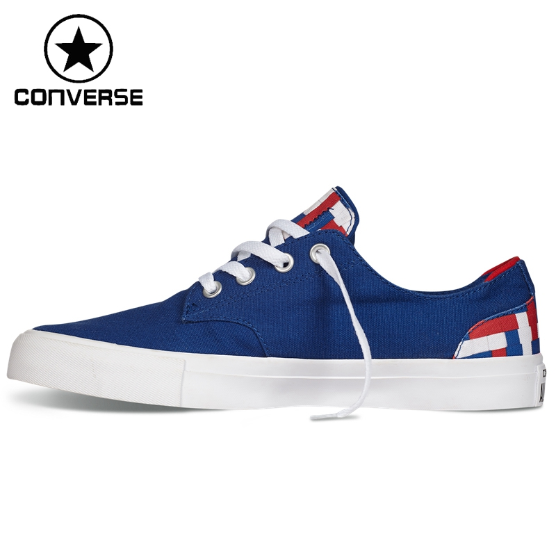 ФОТО Original New Arrival  Converse All Star Derby Men's Skateboarding Shoes Canvas Sneakers