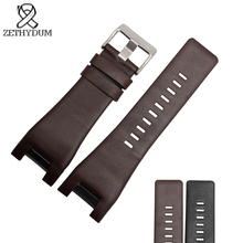 High quality genuine leather bracelet band 32*18mm watch str