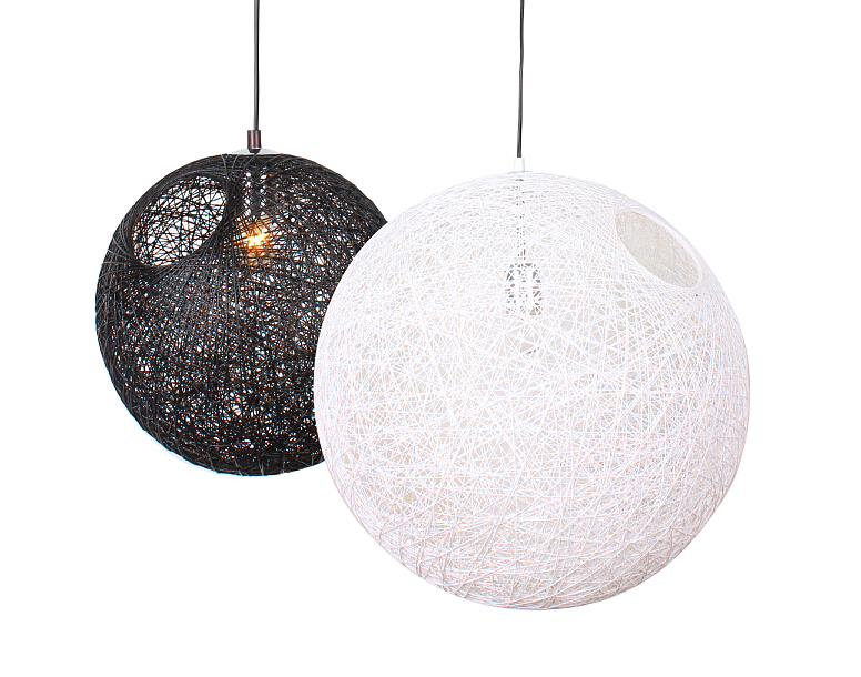 ФОТО Free shipping hot sale Brief decorative modern single random pendant light  ball lamps