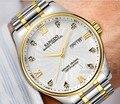 40 мм Sangdo роскошные часы с автоматическим самозаводом сапфировое стекло высокое качество 2018 новые модные мужские часы SD39