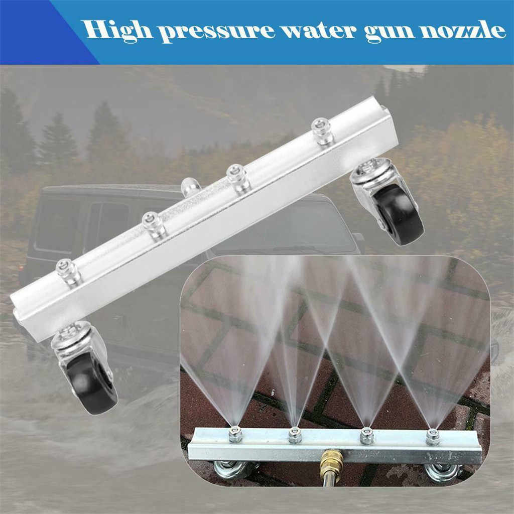 Car Care Cleaning Nozzle Auto Chassis Reiniging En Road Cleaning Nozzle Water Bezem Hogedrukreiniger