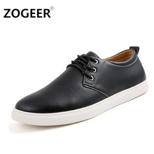 39-49 2017 hot men flats shoes british casual autumn spring dress shoes genuine leather oxfords shoes