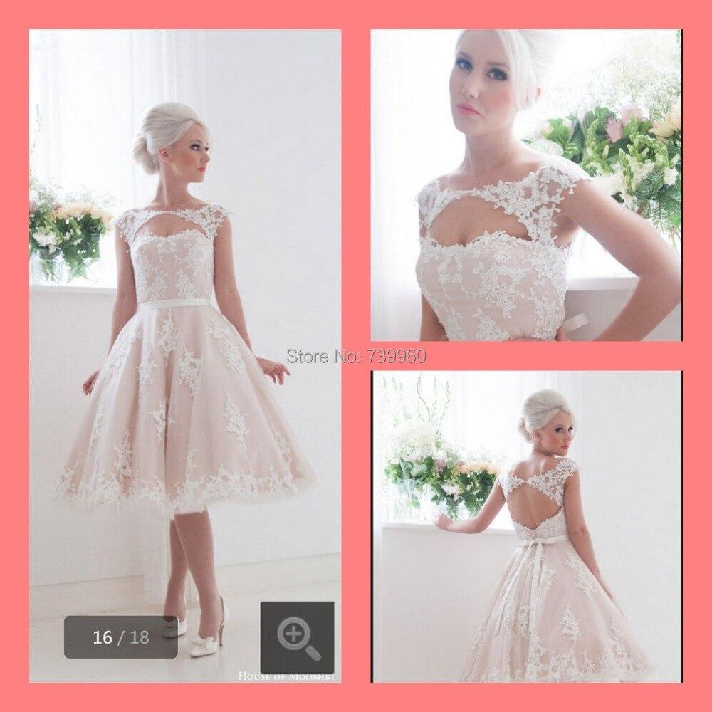 Short sleeve petite wedding dresses dress ideas for Petite short wedding dresses