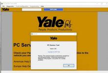 2016 Yale PC Service Tool v4.88 [with user&passwords] (With Level 0-4 license unlimited installation)(China (Mainland))