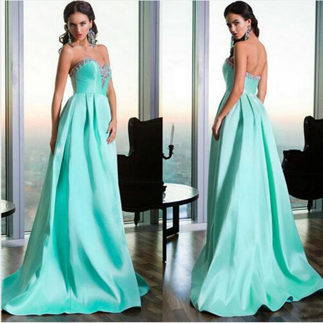 Вечерние платья тиффани
