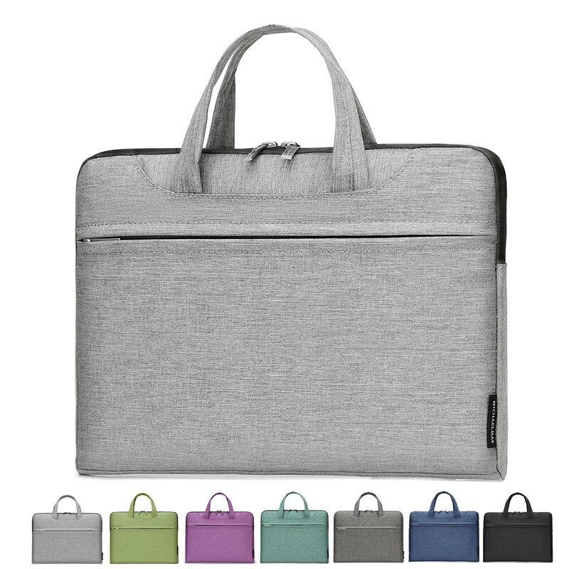 Newest Laptop Bag 13 13.3 14 15 Waterproof Nylon airbag men computer bags fashion handbags Women shoulder Messenger notebook bag