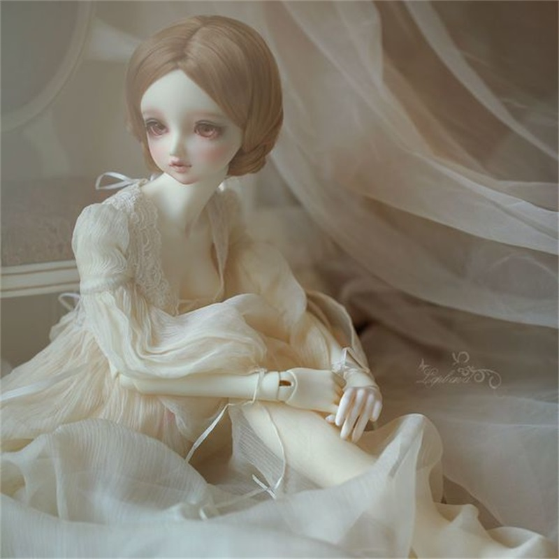 OUENEIFS Lieselotte Volks 1/3 bjd sd dolls model girls boys eyes High Quality toys shop resin