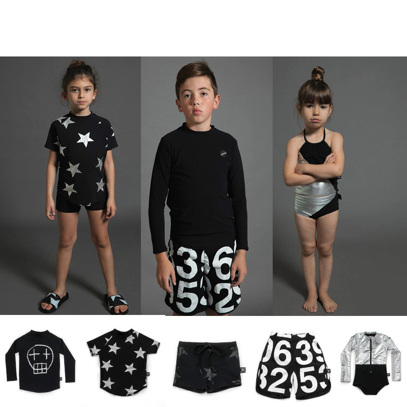 Glorious 2019 Nununu Swimming Wear For Boys And Girls Baby Fashion Beach Swimsuits And Shorts Summer Hawaii Clothing Sets Home