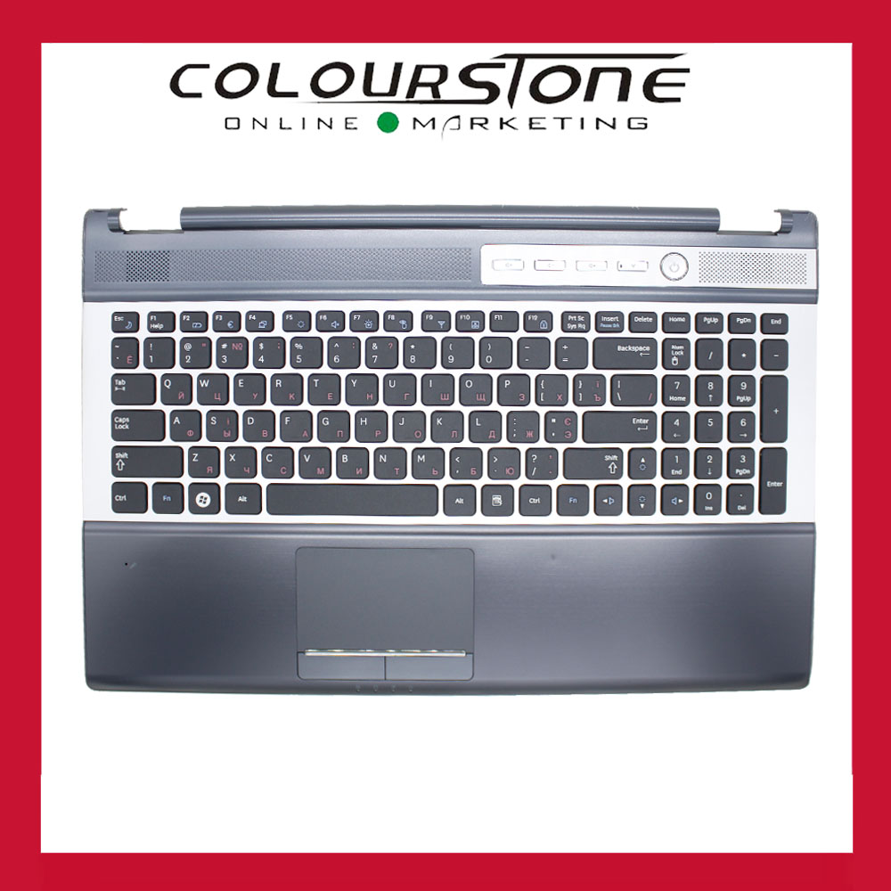 RU Laptop keyboard for Samsung RF510 RF511 Keyboard With C Cover Case palmrest upper touchpad New ru laptop keyboard for samsung rf510 rf511 keyboard with c cover case palmrest upper touchpad new