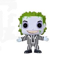 New Beetlejuice - Beetle Juice Action Figure Dolls Collection Figure Model Doll Toys For Children Gift 22cm wow durotan guldan frostwolf clan cacique action figure toys game collection model kids doll gift