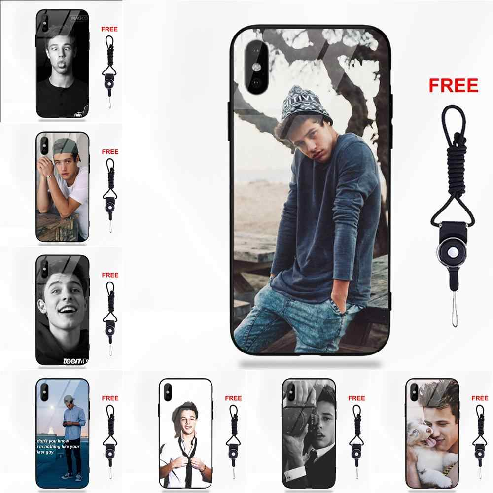 cameron dallas cool marble 3 iphone case