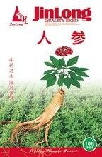 (Mix minimum order $5)1 original pack 10 Seeds / Pack, Ginseng seeds,Ginseng root Chinese herbal medicines, Potted ginseng