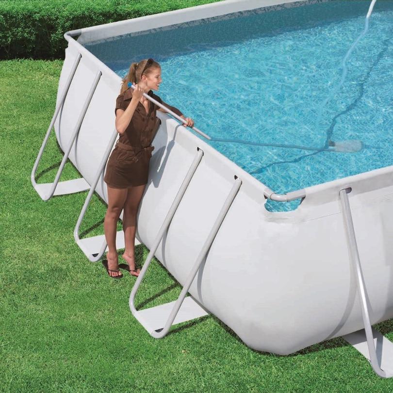 Egoes Bestway 58212 piscina VACÍO CONJUNTO Bestway limpiador de piscina Kits - 5