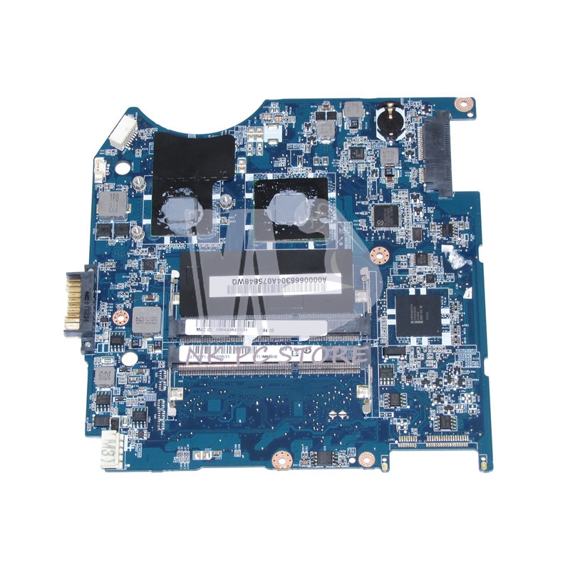 A000066630 DA0TL1MB8D0 Main Board For Toshiba Satellite T110 T115 Laptop Motherboard U4100 CPU GS45 DDR3