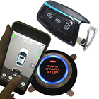 GSM&GPS Smartphone APP gps Start Stop Remote Control Car Alarm and Tracking System vehicle tracking passwords emergency unlock
