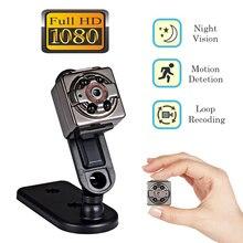 Mini Câmera DV SQ8 Full HD 1080 P Mini Câmera de Segurança com Visão Noturna e Detecção De Movimento para Casa e Escritório vigilância