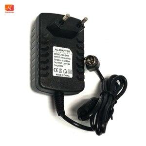 Image 1 - Адаптер питания для видеорегистратора Hikvision, 4 PIN, 12 В, 2 А, 7804 7808H SNH cwt, видеорегистратор, NVR, зарядное устройство