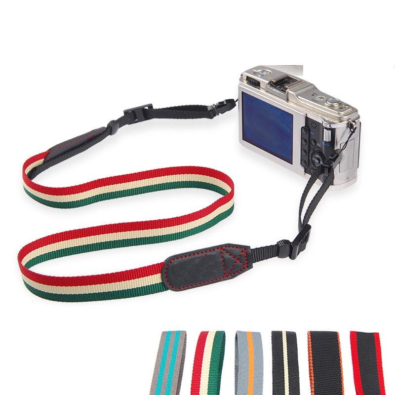 Ms. L. Meilyadigital Micro single Camera плечевой ремень для Canon Nikon Sony Panasonic Polaroid Micro single