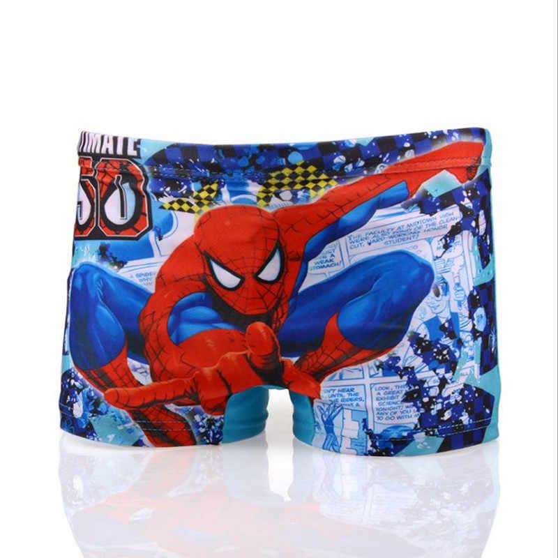 69ef228ff2 2018 Baby boy Summer Diving Swim wear Trunk Cartoon Baby Kid Child Boys  swimming trunks baby
