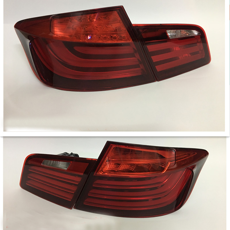 EOsuns Rear Lamp Tail Light Assembly For BMW 5 Series F10 F18 520LI 523LI 525LI 528LI 530LI 535LI 2011-2017