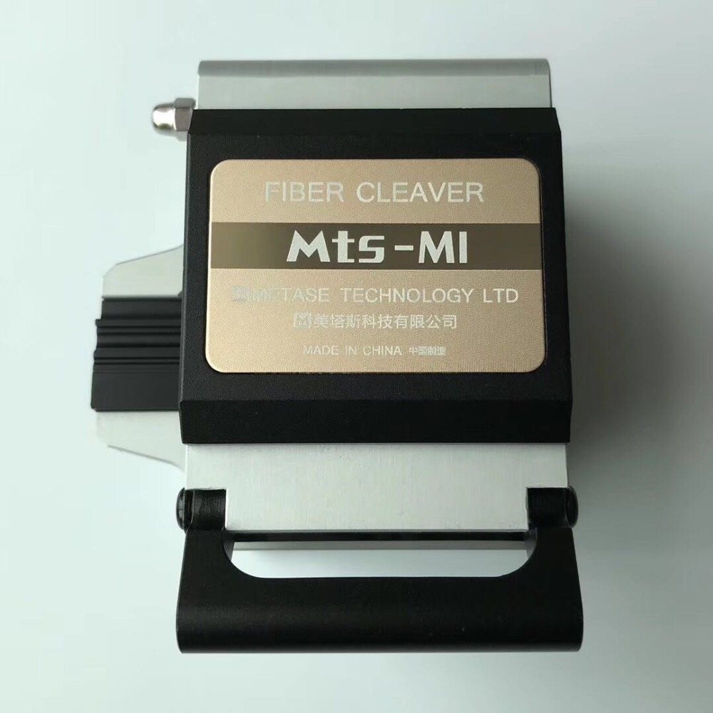 Original IKO rail MTS M1 high precision Fiber cleaver fiber cutter cutting angle within 0.5 degrees