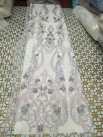 2017 Factory High Quality Cheap Wedding African Embroidery Lace Fabric For Wedding Dress