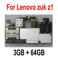LTPro w magazynie 100% testowane pracy 3 GB 64 GB płyta główna dla Lenovo ZUK Z1 płyta główna płyta główna Smartphone wymiana