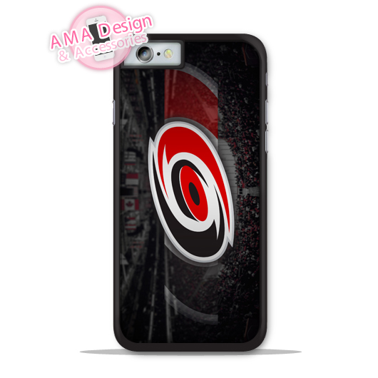 Carolina Hurricanes Ice Hockey Club Phone Cover Case For Apple iPhone X 8 7 6 6s Plus 5 5s SE 5c 4 4s For iPod Touch