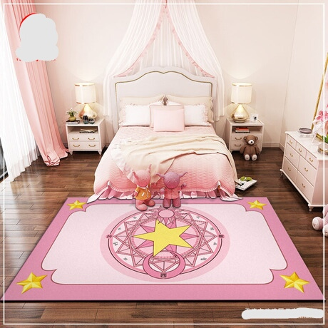 carpet home textile pink rugs for bedroom bedside rugs. Black Bedroom Furniture Sets. Home Design Ideas