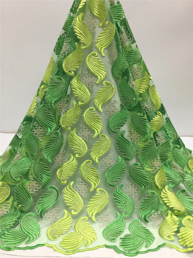 2019 Latest Nigerian Laces Fabric High Quality French Lace Fabric Wedding  African Embroidered Net Lace Fabrics 4092019 Latest Nigerian Laces Fabric High Quality French Lace Fabric Wedding  African Embroidered Net Lace Fabrics 409