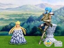 MODEL fanów Yellowblue93 Saint Seiya mit tkaniny Eurydice liry orfeusz kochanka rysunek