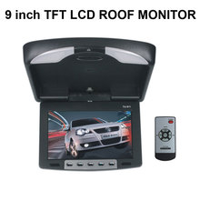 9 zoll TFT LCD Dach Monitor