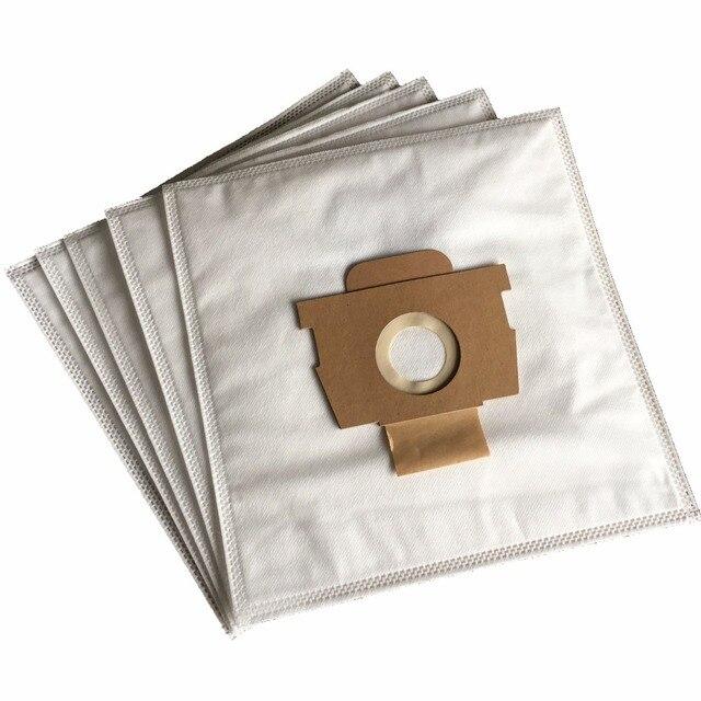 Cleanfairy 15 pces aspirador sacos compatíveis com rowenta artec 2 ro 4133/4142/4146/4232 ns 352 ro 5921 potência compacta