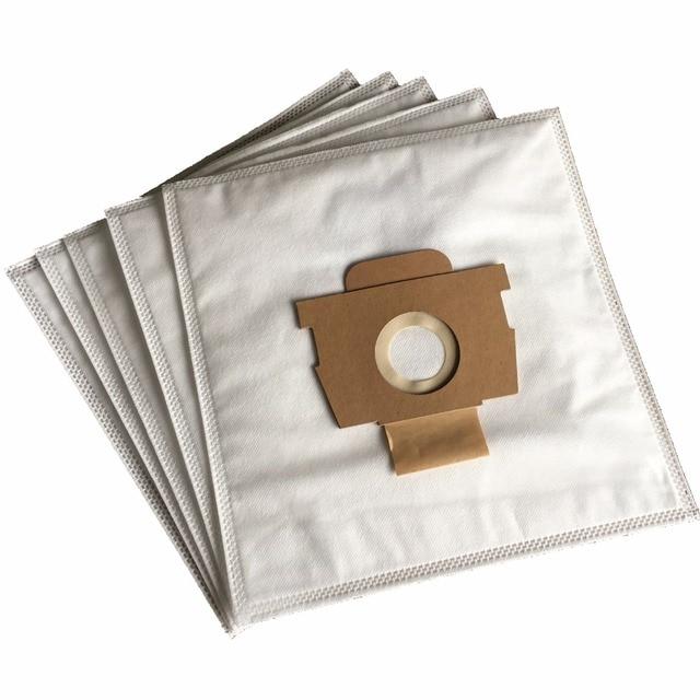 Cleanfairy 15pcs שואב אבק שקיות תואם עם ROWENTA ARTEC 2 RO 4133/4142/4146/4232 NS 352 RO 5921 קומפקטי כוח