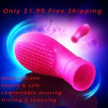 Waterproof Woman Finger Vibrator, G Spot Clitoral Vagina Stimulation Dancing Finger Shoe, Adult lesbian Sex Toys for Female