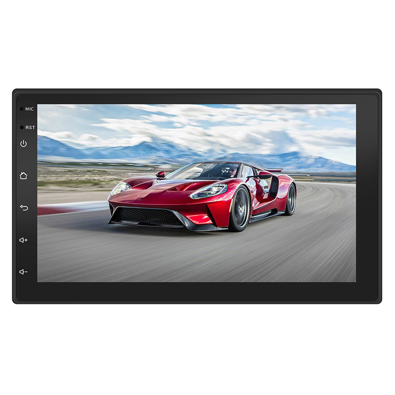 9218 2Din Touch Screen Car audio Audio player Bluetooth MP5 autoradio Android Stereo video GPS Navigation FM