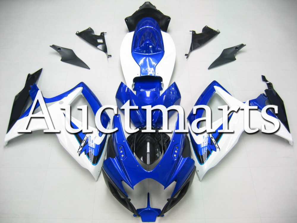 Fit for Suzuki GSX-R 600 2006 2007 ABS Plastic motorcycle Fairing Kit Bodywork GSXR600 06 07 GSXR 600 GSX R600  CB47