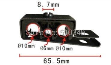 100pcs fasteners for glasses automotive clips trim clips