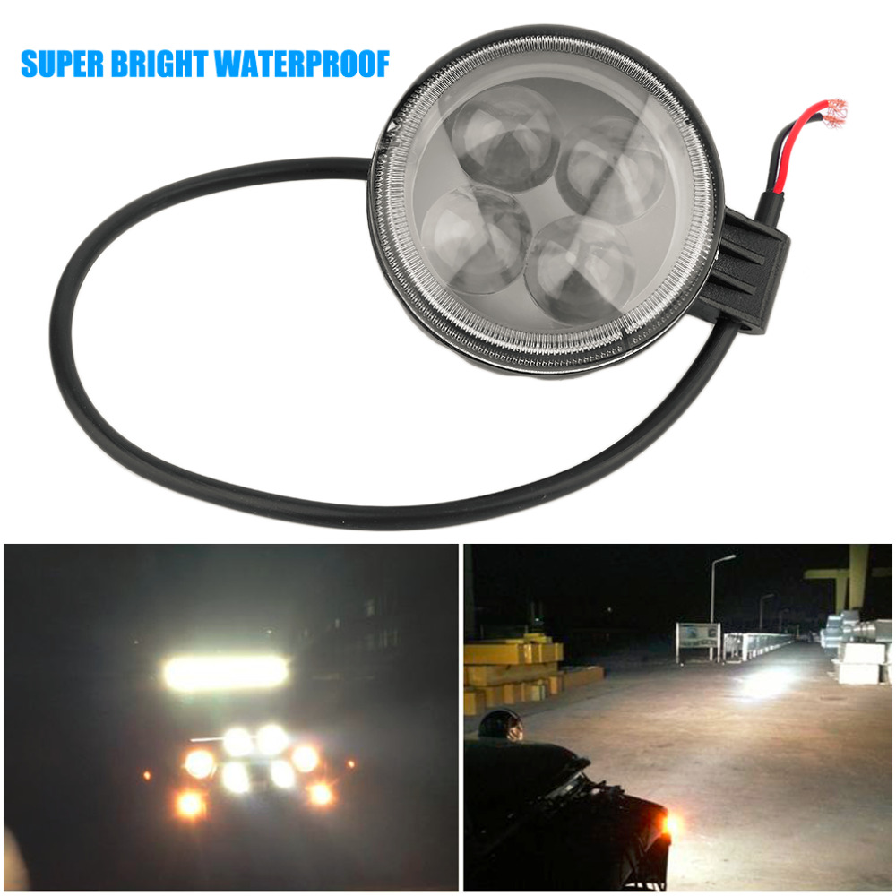 Bright colored cars for sale - 2017 Super Bright Waterproof Ip67 Auto Car Truck Suv Work Light Alloy 12w Led Low Power